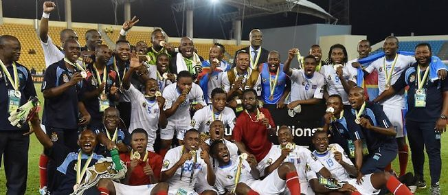 Can 2015 la rdc finit 3e devant la guin e quatoriale - Coupe afrique des nations 2015 groupe ...