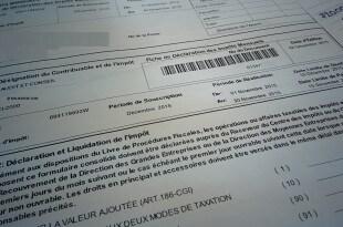Déclaration des impôts